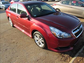 2013 Subaru Legacy for sale in Greer, SC