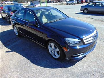 2011 Mercedes-Benz C-Class for sale in Greer, SC