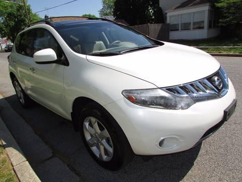 2010 Nissan Murano for sale in Baldwin, NY