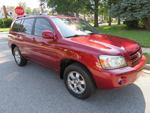 2004 Toyota Highlander for sale in Baldwin, NY