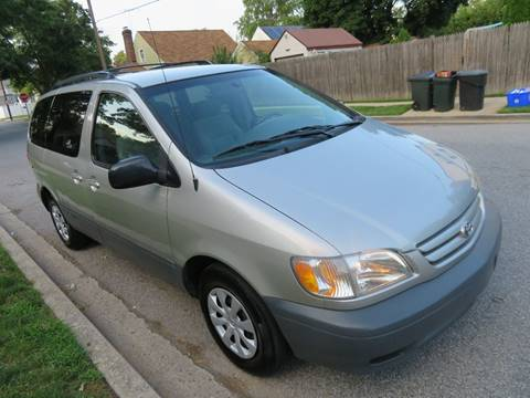 2003 Toyota Sienna for sale in Baldwin, NY