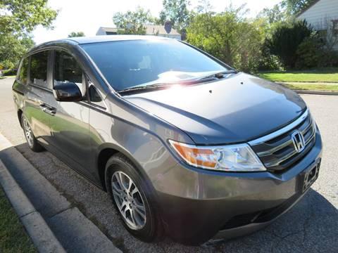 2011 Honda Odyssey for sale in Baldwin, NY