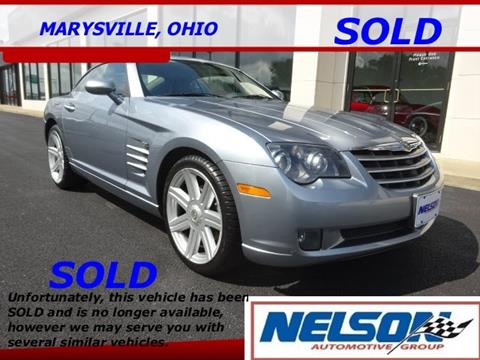 2004 Chrysler Crossfire for sale in Marysville, OH
