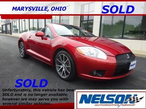 2011 Mitsubishi Eclipse Spyder for sale in Marysville, OH