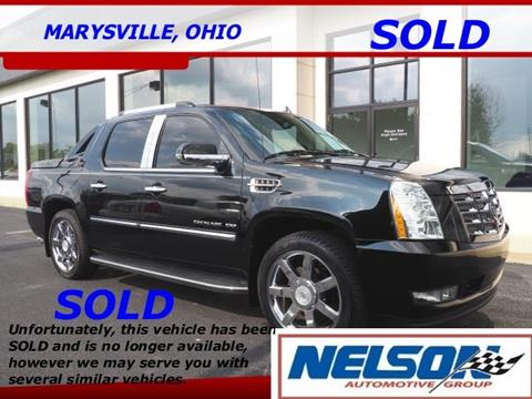2011 Cadillac Escalade EXT for sale in Marysville, OH