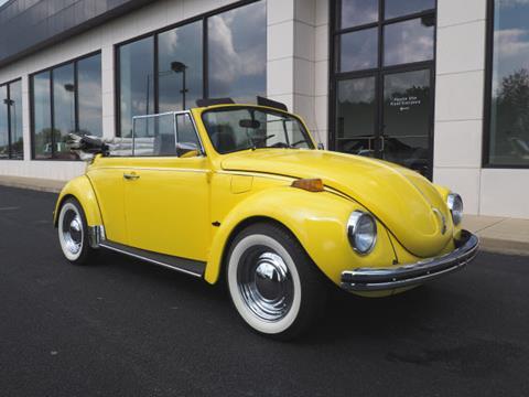 1971 Volkswagen Beetle for sale in Marysville, OH