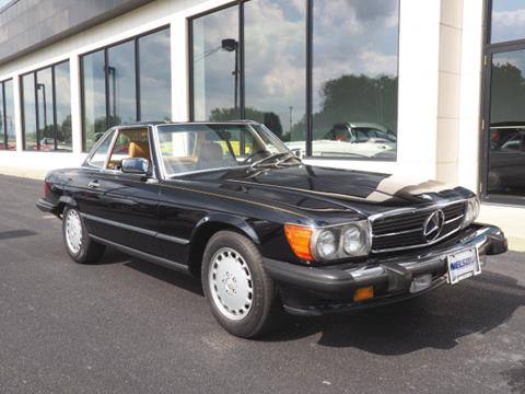 1989 Mercedes-Benz 560-Class for sale in Marysville, OH