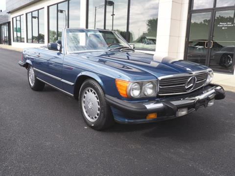 1988 Mercedes-Benz 560-Class for sale in Marysville, OH