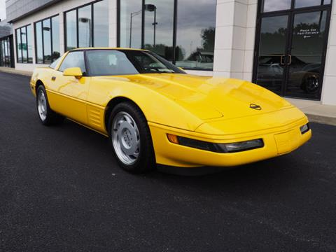 1991 Chevrolet Corvette for sale in Marysville, OH