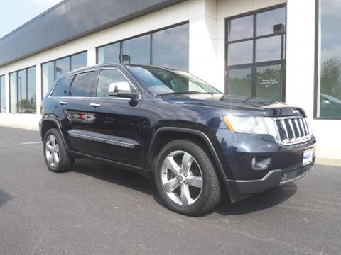 2011 Jeep Grand Cherokee for sale in Marysville, OH
