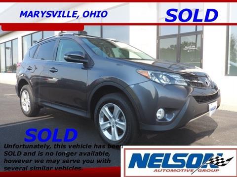 2013 Toyota RAV4 for sale in Marysville, OH