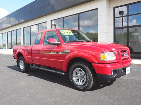 2010 Ford Ranger for sale in Marysville, OH
