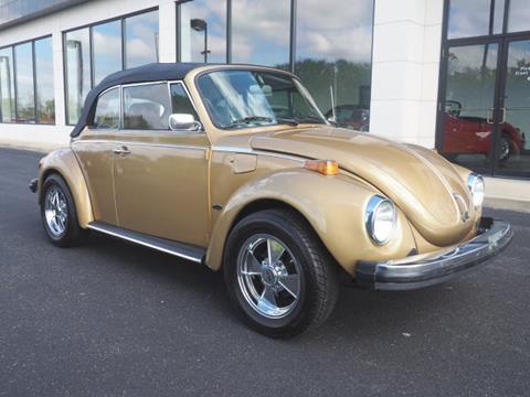 1974 Volkswagen Beetle for sale in Marysville, OH