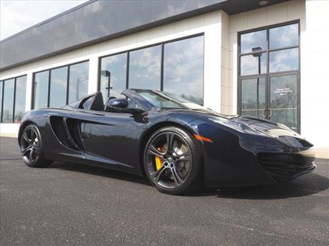2013 McLaren MP4 12C Spider For Sale In Marysville, OH