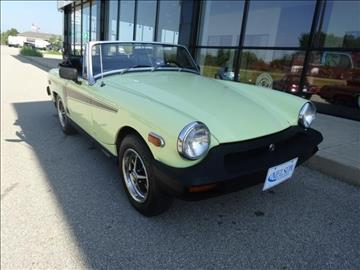 1976 MG Midget for sale in Marysville, OH
