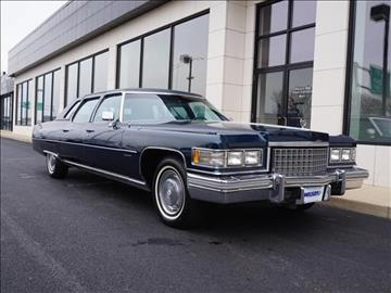 1976 Cadillac Fleetwood for sale in Marysville, OH