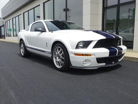 2007 Ford Shelby GT500 for sale in Marysville, OH