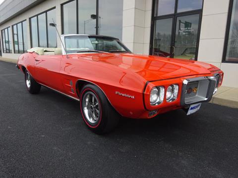 1969 Pontiac Firebird for sale in Marysville, OH