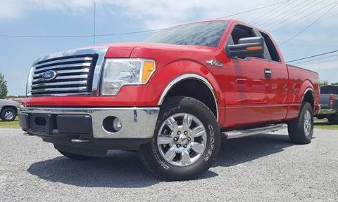 2010 Ford F-150 for sale at Real Deals of Florence, LLC in Effingham SC