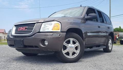 2008 GMC Envoy for sale at Real Deals of Florence, LLC in Effingham SC