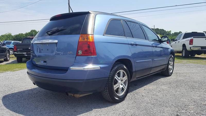 2007 Chrysler Pacifica for sale at Real Deals of Florence, LLC in Effingham SC
