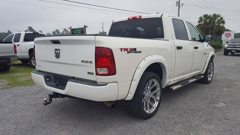 2009 Dodge Ram Pickup 1500 for sale at Real Deals of Florence, LLC in Effingham SC