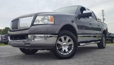 2006 Lincoln Mark LT for sale at Real Deals of Florence, LLC in Effingham SC