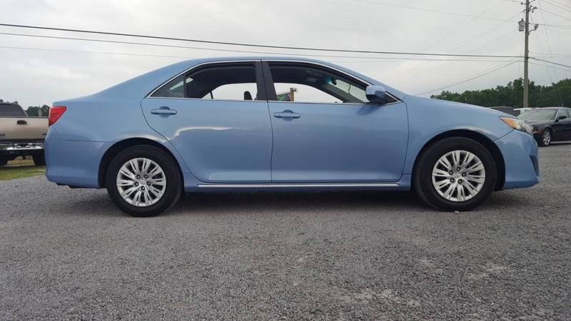 2014 Toyota Camry for sale at Real Deals of Florence, LLC in Effingham SC