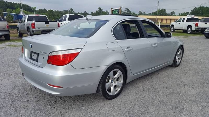 2008 BMW 5 Series for sale at Real Deals of Florence, LLC in Effingham SC
