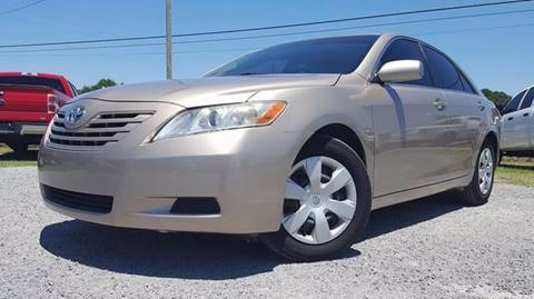 2007 Toyota Camry for sale at Real Deals of Florence, LLC in Effingham SC