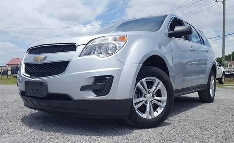 2013 Chevrolet Equinox for sale at Real Deals of Florence, LLC in Effingham SC