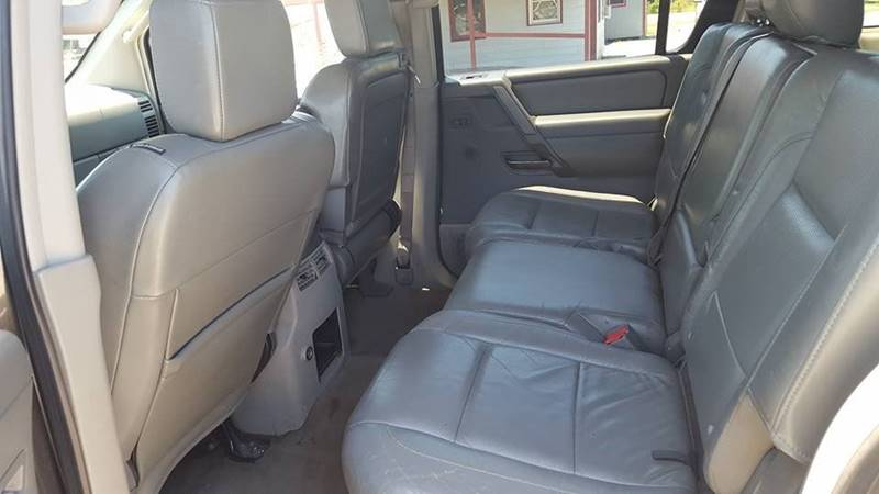 2004 Nissan Armada for sale at Real Deals of Florence, LLC in Effingham SC