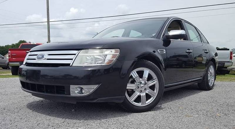 2009 Ford Taurus for sale at Real Deals of Florence, LLC in Effingham SC