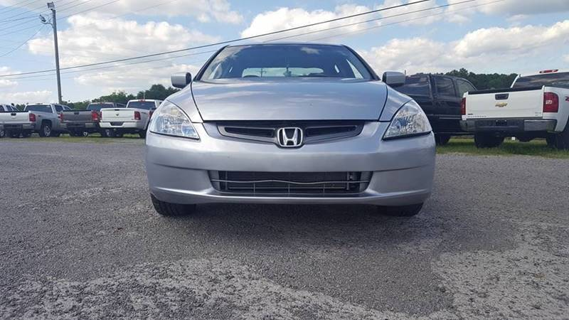 2005 Honda Accord for sale at Real Deals of Florence, LLC in Effingham SC