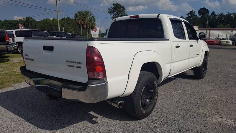 2006 Toyota Tacoma for sale at Real Deals of Florence, LLC in Effingham SC