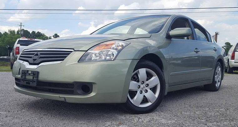 2008 Nissan Altima 25 In Effingham Sc Real Deals Of Florence Llc