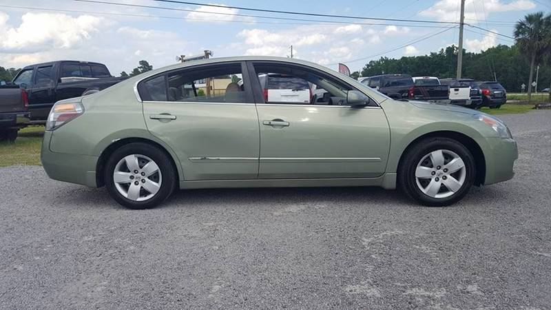 2008 Nissan Altima for sale at Real Deals of Florence, LLC in Effingham SC