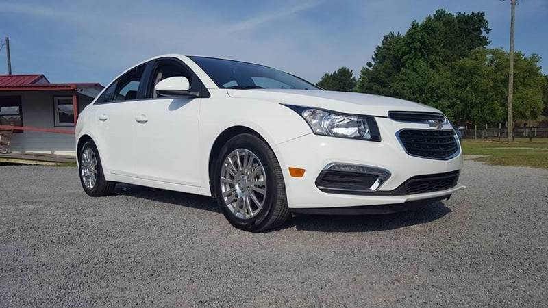2015 Chevrolet Cruze for sale at Real Deals of Florence, LLC in Effingham SC