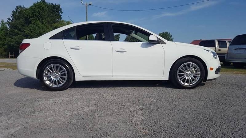 2015 Chevrolet Cruze for sale at Real Deals of Florence, LLC in Effingham SC