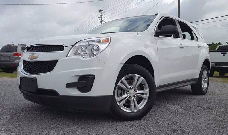 2015 Chevrolet Equinox for sale at Real Deals of Florence, LLC in Effingham SC