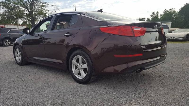 2014 Kia Optima for sale at Real Deals of Florence, LLC in Effingham SC