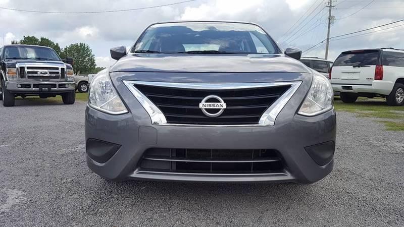 2016 Nissan Versa for sale at Real Deals of Florence, LLC in Effingham SC