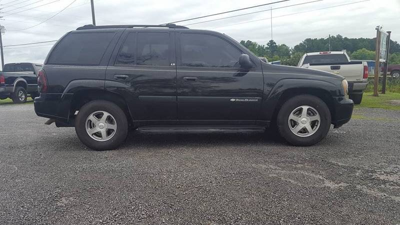 2004 Chevrolet TrailBlazer for sale at Real Deals of Florence, LLC in Effingham SC