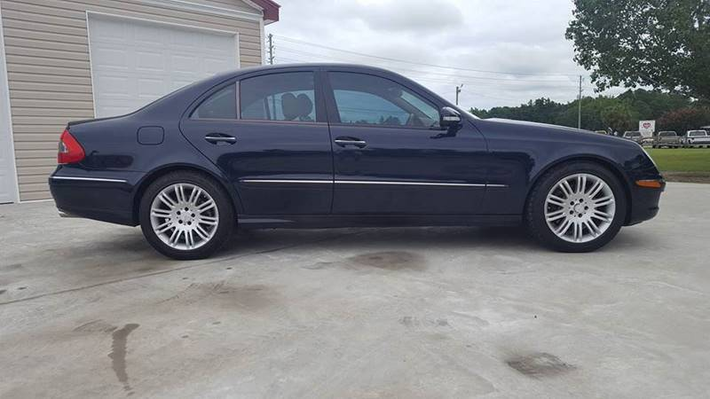 2008 Mercedes-Benz E-Class for sale at Real Deals of Florence, LLC in Effingham SC