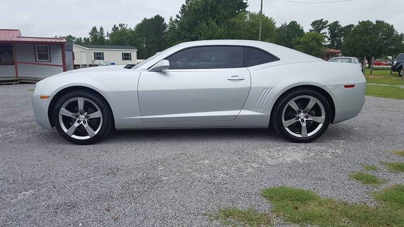 2010 Chevrolet Camaro for sale at Real Deals of Florence, LLC in Effingham SC