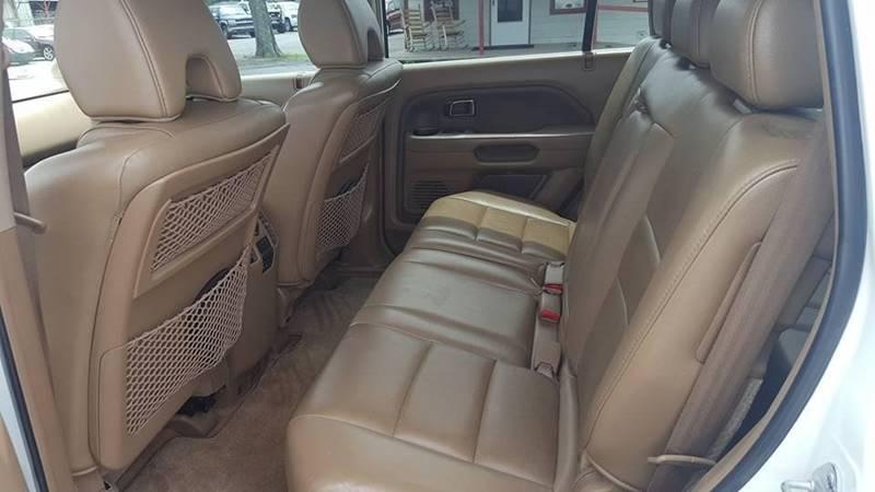 2007 Honda Pilot for sale at Real Deals of Florence, LLC in Effingham SC