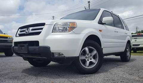 2007 Honda Pilot for sale at Real Deals of Florence, LLC in Effingham SC