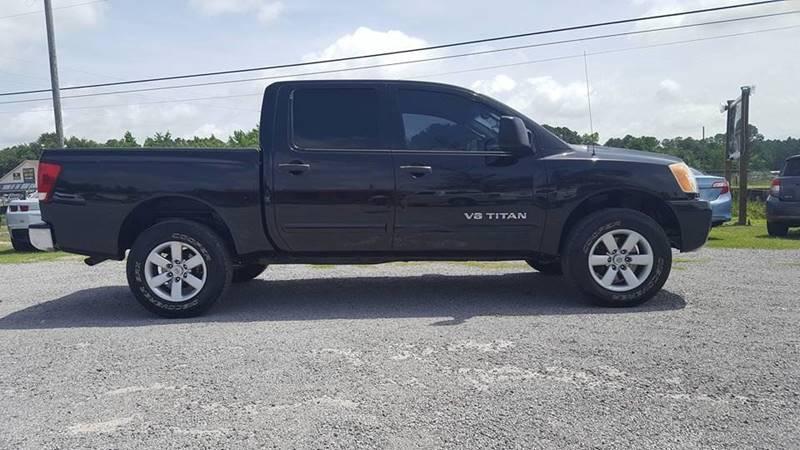 2008 Nissan Titan for sale at Real Deals of Florence, LLC in Effingham SC
