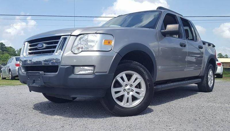 2008 Ford Explorer Sport Trac for sale at Real Deals of Florence, LLC in Effingham SC