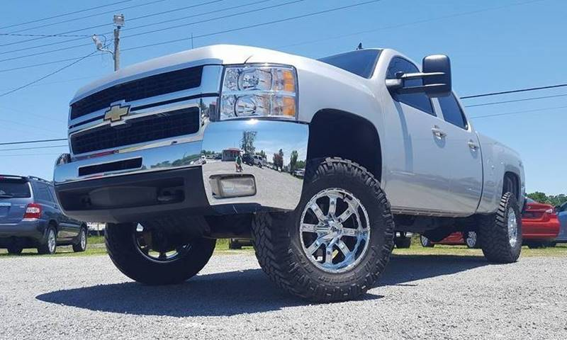2010 Chevrolet Silverado 2500HD for sale at Real Deals of Florence, LLC in Effingham SC